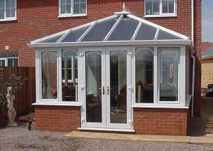 Roofing for uPVC Conservatories